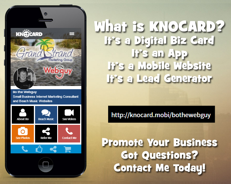 Knocard Review – Digital Business Cards